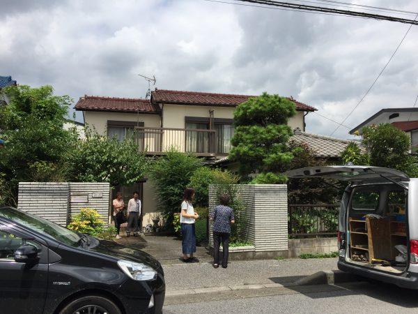 埼玉県春日部市増富の解体工事を行いました。
