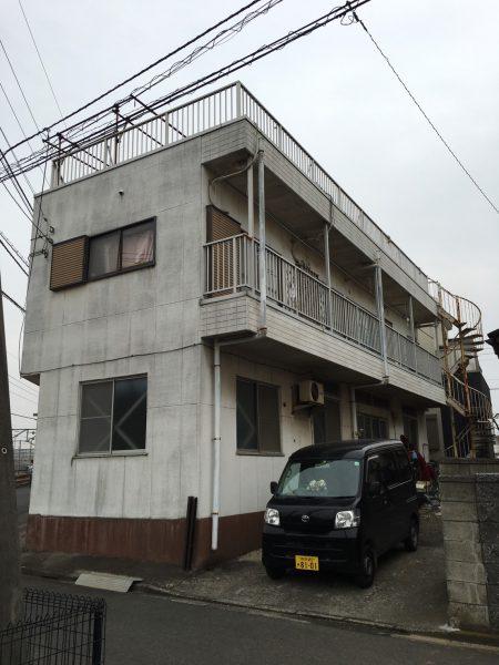 朝霞市浜崎の解体工事を行いました。