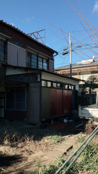 さいたま市見沼区大和田 解体工事を行いました。