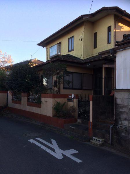 久喜市野久喜 解体工事を行いました。