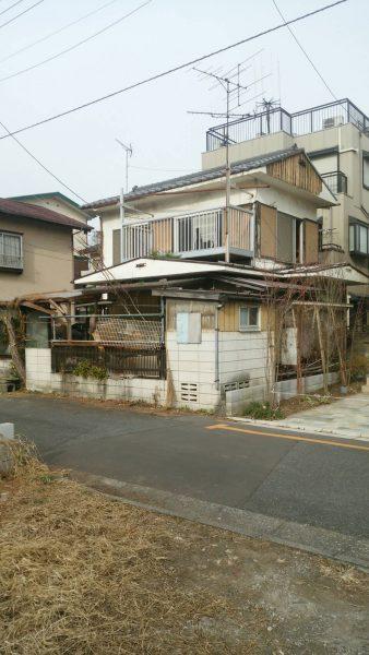 さいたま市大宮区寿能町 解体工事を行いました。