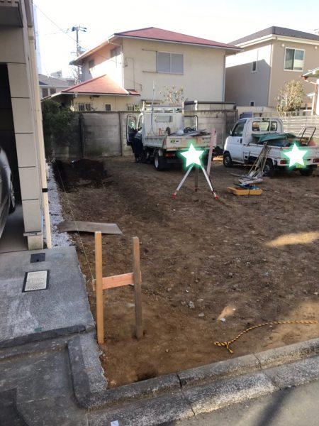 豊島区上池袋 ブロック新設工事を行いました。