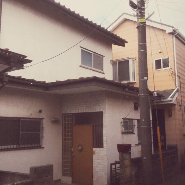 所沢市下安松の解体工事を行いました。