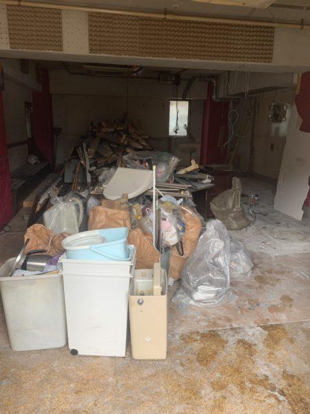 杉並区荻窪の解体工事を行いました。