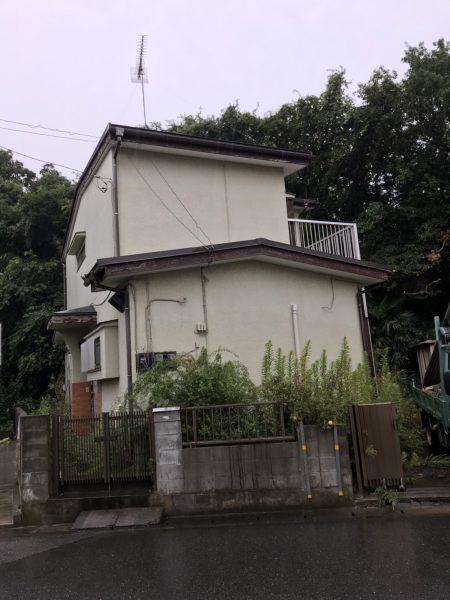 千葉市花見川区横戸町の解体工事を行いました。