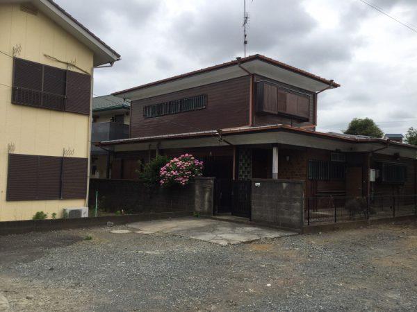 横浜市保土ヶ谷区峰沢町の解体工事を行いました。