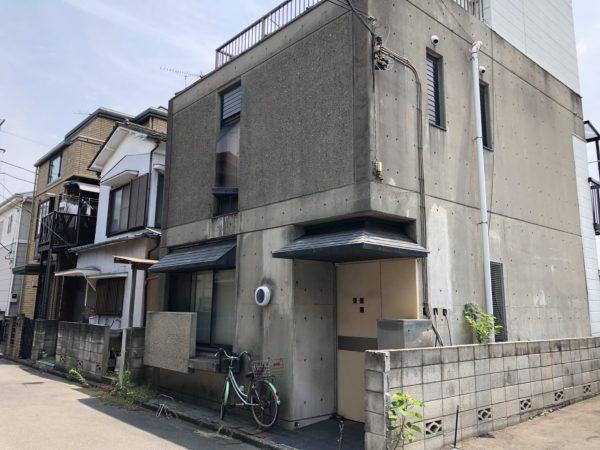 川崎市川崎区浅田の解体工事を行いました。