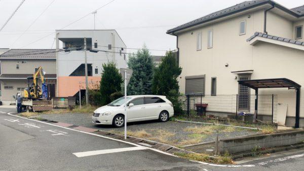 川越市宮元町 駐車場解体工事を行いました。