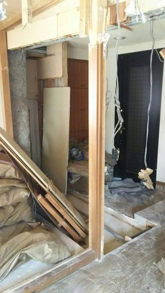 大田区蒲田 解体工事を行いました。