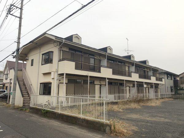 所沢市中新井 解体工事を行いました。