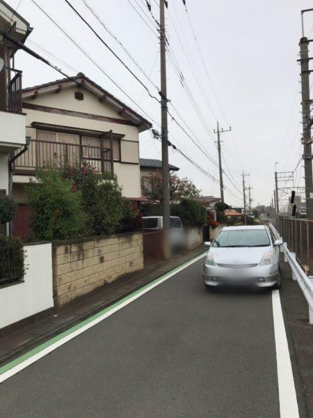 所沢市下安松 解体工事を行いました。