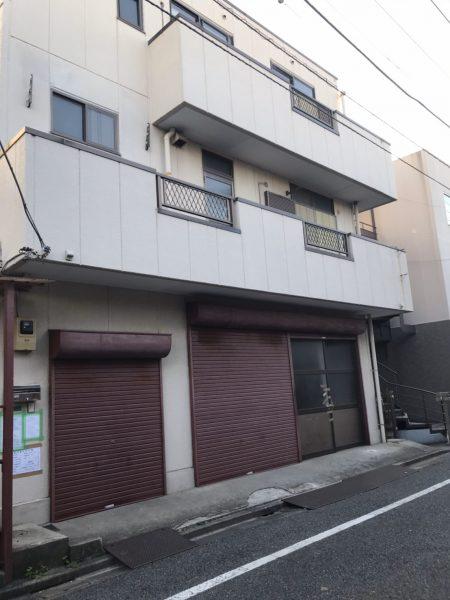 江戸川区中央 解体工事を行いました。