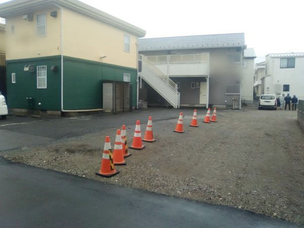所沢市北秋津 解体工事を行いました。