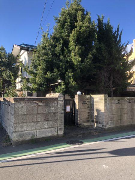 上尾市富士見 解体工事を行いました。