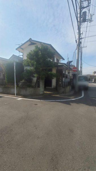 川口市北園町 解体工事を行いました。