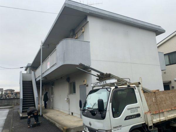 立川市柏町 解体工事を行いました。