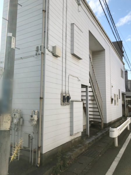 川崎市高津区 解体工事を行いました。