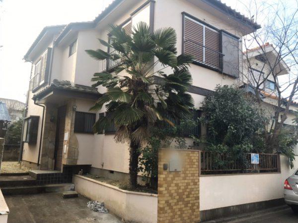 東大和市清水 解体工事を行いました。