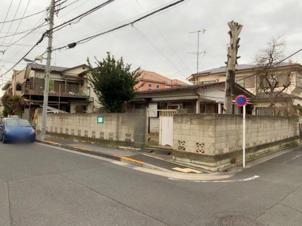 江戸川区北小岩 解体工事を行いました。