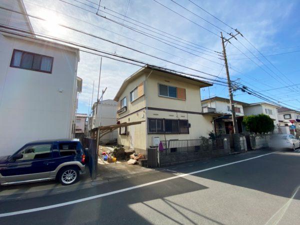 さいたま市桜区塚本 解体工事を行いました。