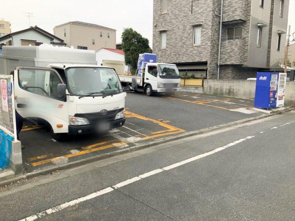 江戸川区東葛西 アスファルト撤去工事を行いました。