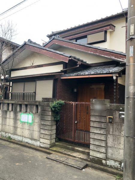 東村山市本町 解体工事を行いました。
