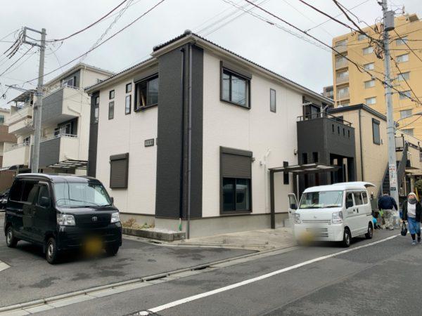 江戸川区西小岩 解体工事を行いました。