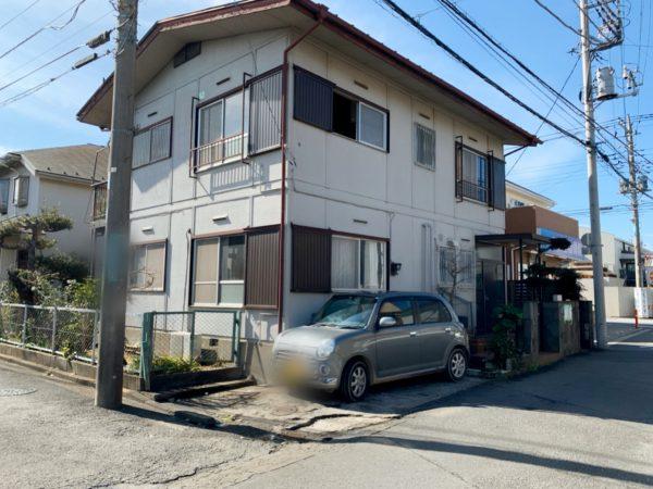 所沢市若狭 解体工事を行いました。