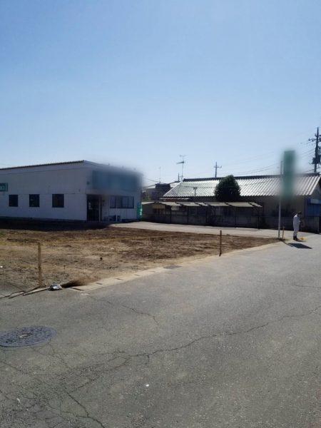 栃木県足利市百頭 解体工事を行いました。