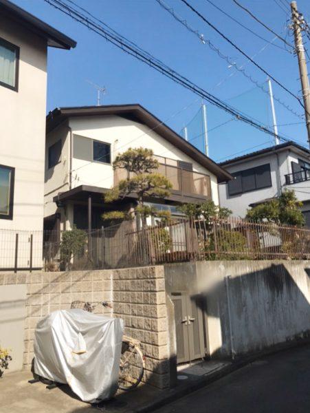 船橋市飯山満町 解体工事を行いました。
