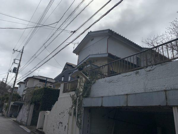 町田市野津田町 解体工事を行いました。
