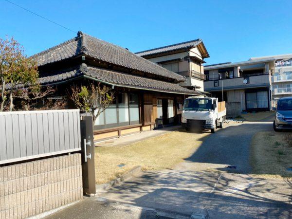 千葉市花見川区幕張町 解体工事を行いました。