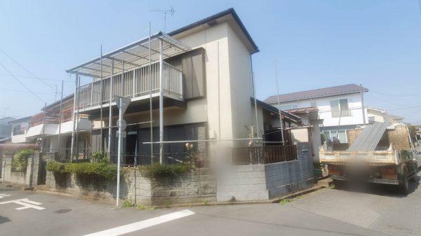 蓮田市緑町 解体工事を行いました。