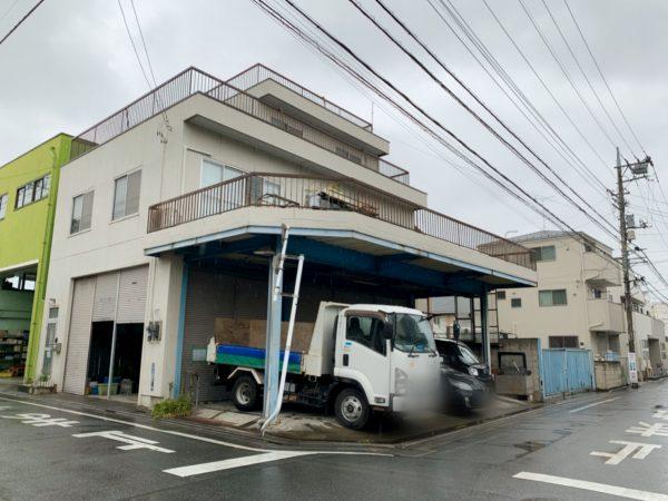 戸田市笹目南町 解体工事を行いました。