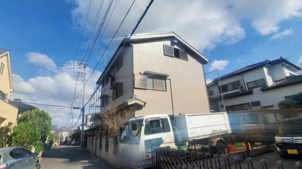 浦和区木崎 解体工事を行いました。