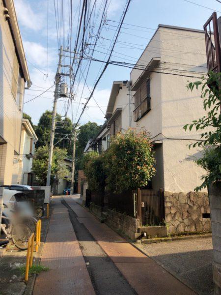 文京区大塚 解体工事を行いました。