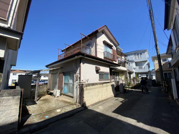 鶴ヶ島市鶴ヶ丘 解体工事を行いました。