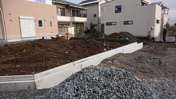 さいたま市南区大谷口 地中埋設物撤去工事を行いました。