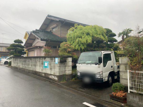 羽村市羽東 解体工事を行いました。