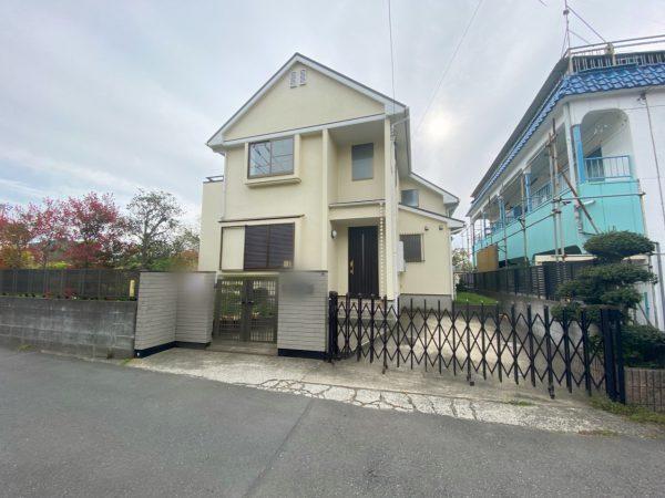 横浜市保土ヶ谷東川島 解体工事を行いました。