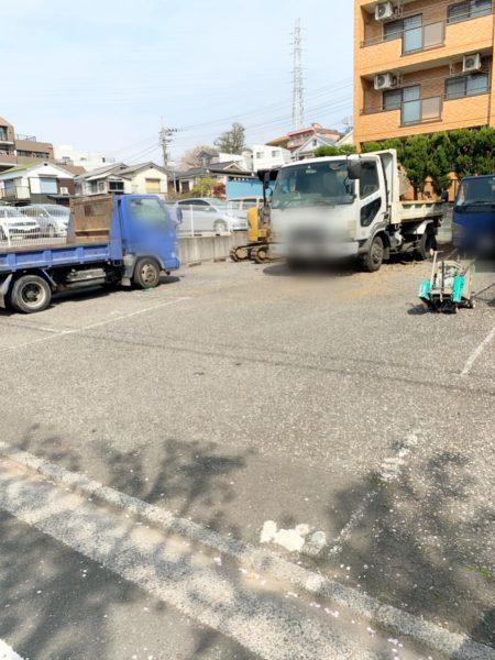 板橋区徳丸 地中埋設物撤去工事を行いました。
