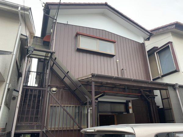 西東京市谷戸町 解体工事を行いました。
