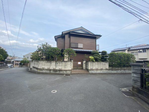 横浜市戸塚区戸塚町 解体工事を行いました。