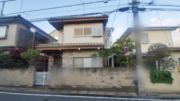 練馬区石神井町 解体工事を行いました。