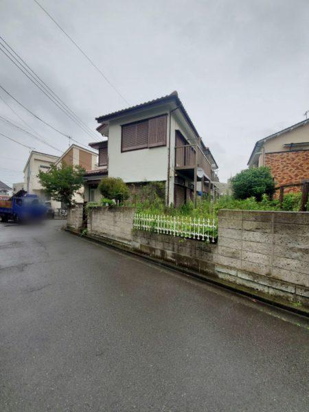 茅ヶ崎市平和町 解体工事を行いました。