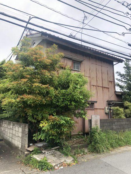 千葉市中央区村田町 解体工事を行いました。