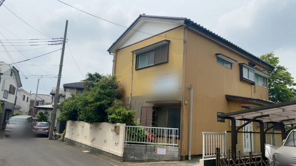 横浜市旭区南希望が丘 解体工事を行いました。