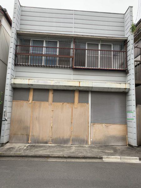 さいたま市中央区下落合 解体工事を行いました。