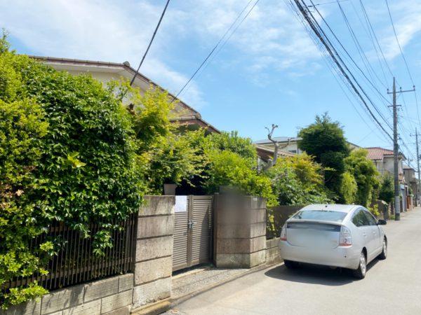 立川市幸町 解体工事を行いました。
