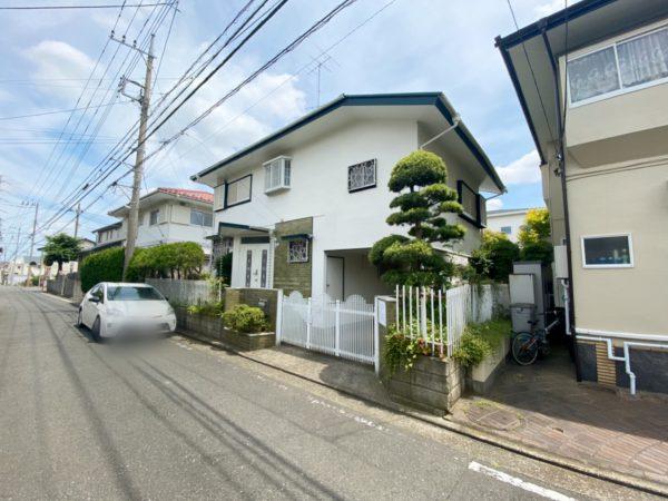 横浜市都筑区すみれが丘 解体工事を行いました。